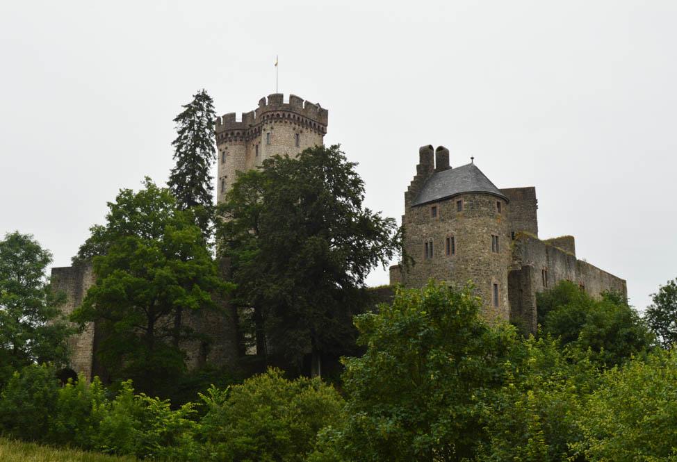 Kasteel Kasselburg - Gerolstein