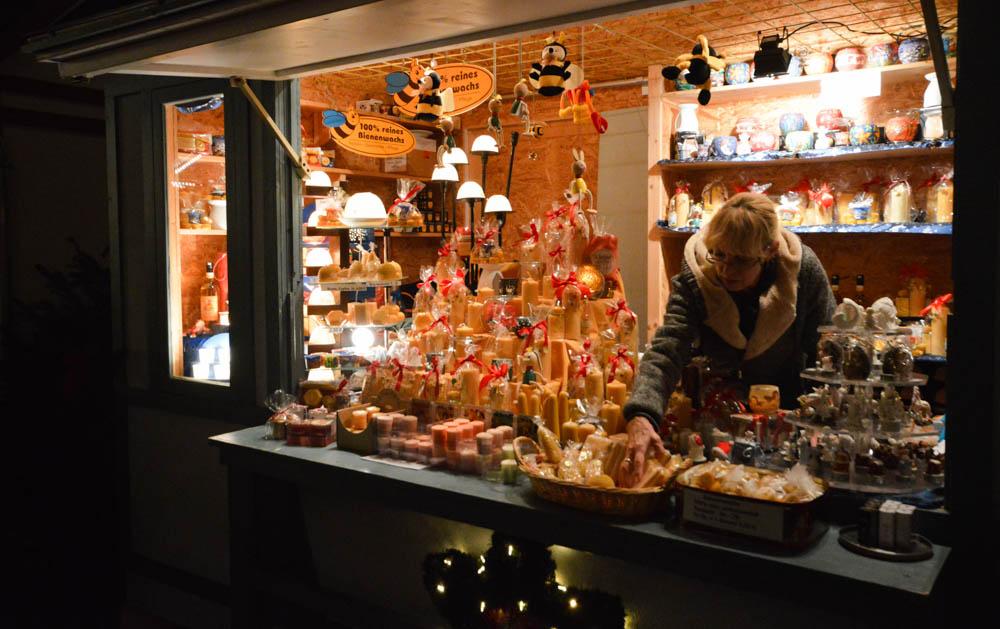 Kerstkraam - Wolfenbuttel