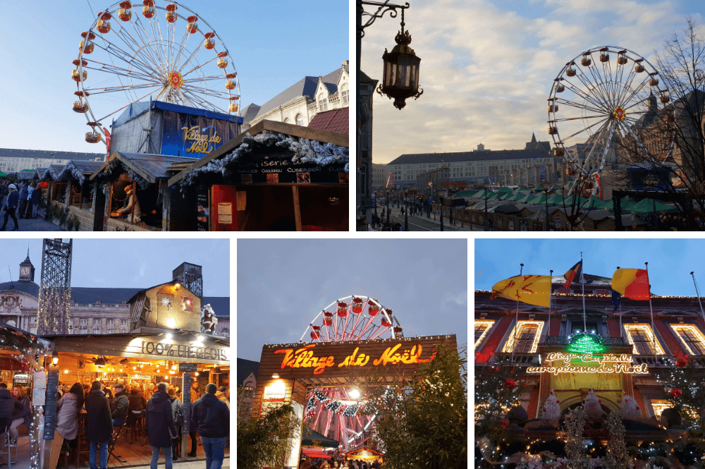Kerstmarkt Luik review