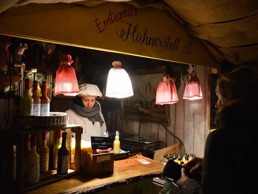 Kerstmarkt - Nedersaksen - Wolfenbuttel