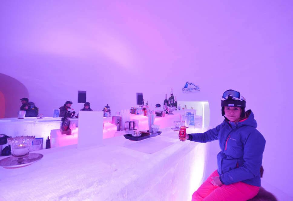 ICECAMP Kitzsteinhorn, Kaprun