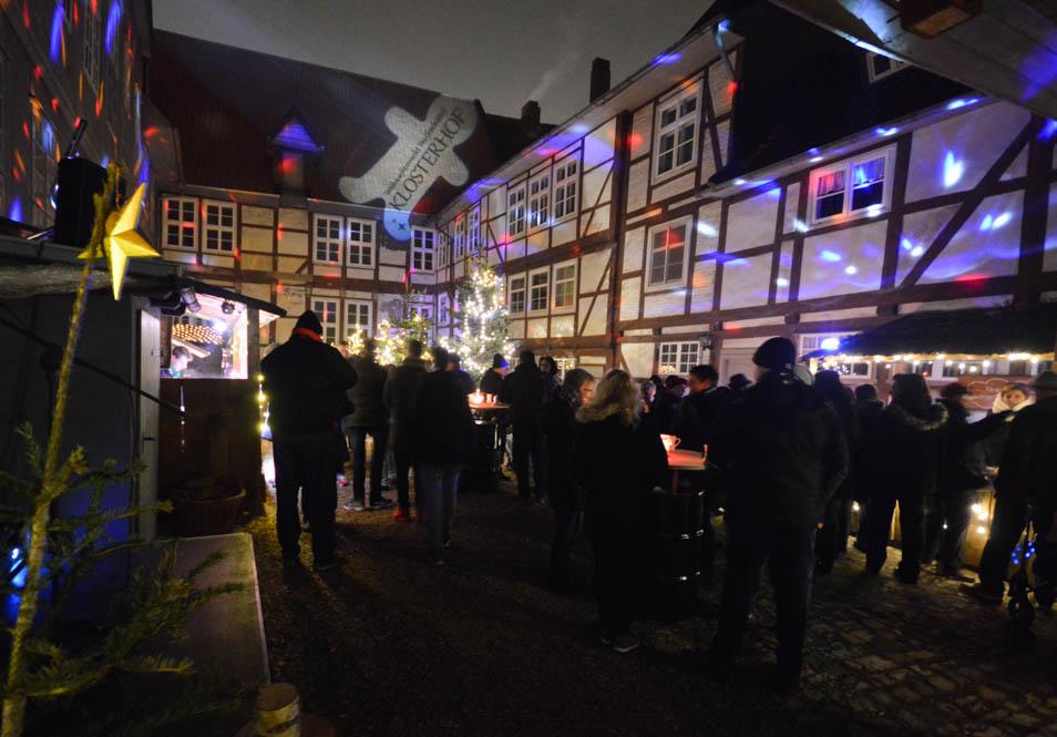 Weihnachtsmarkt Klosterhof - Wolfenbuttel