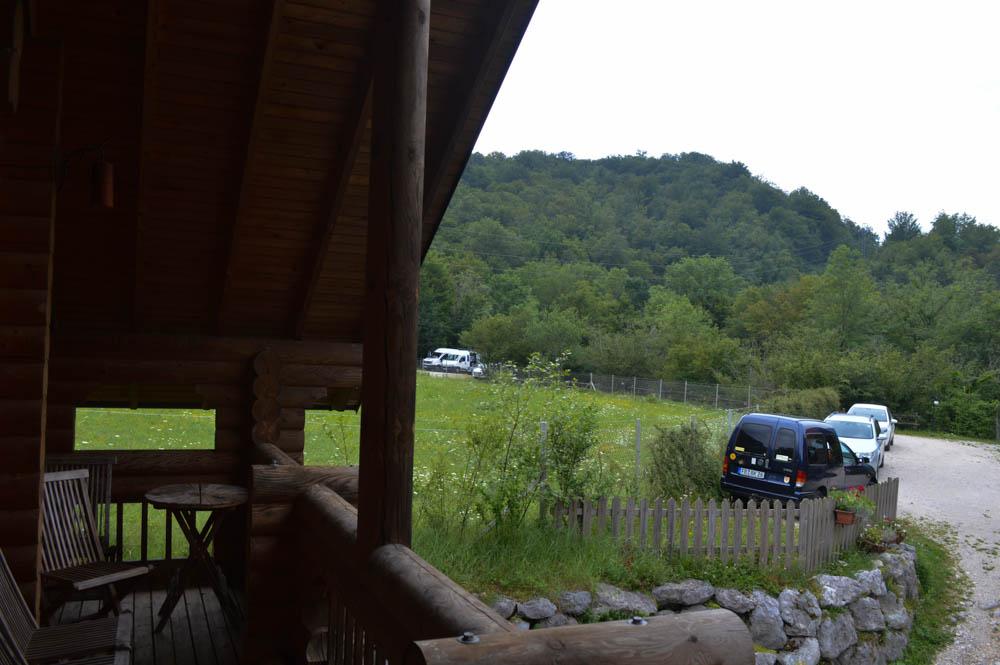 Kamp Koren - Kobarid