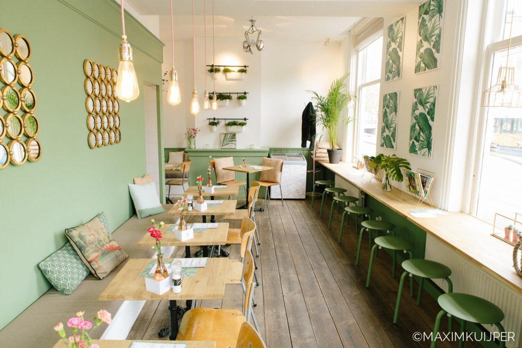 Koffie hotspot - Pistache Cafe - Den Haag