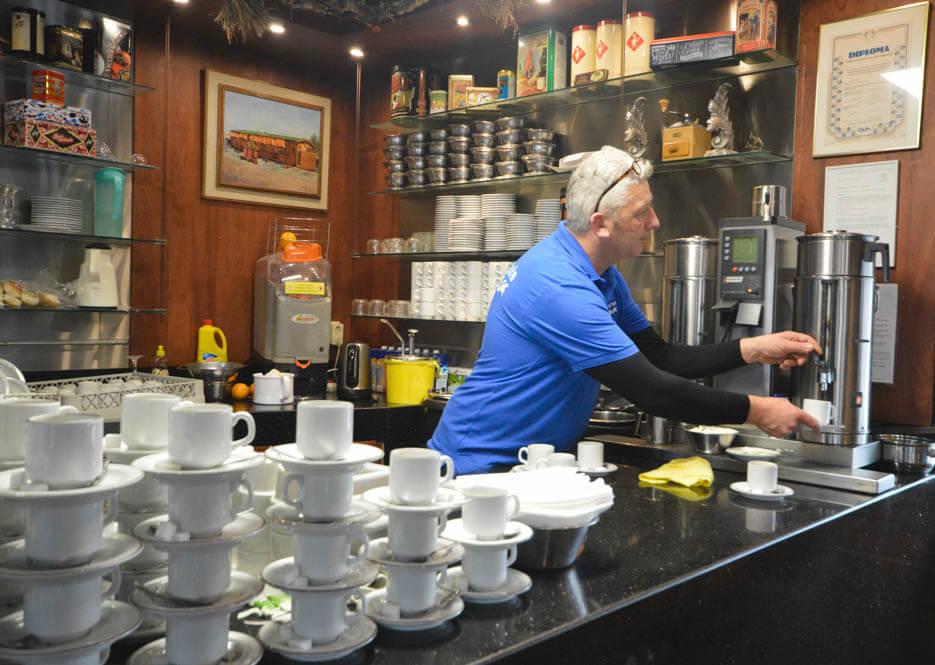 Haagse koffiehuizen - de Laak - Den Haag