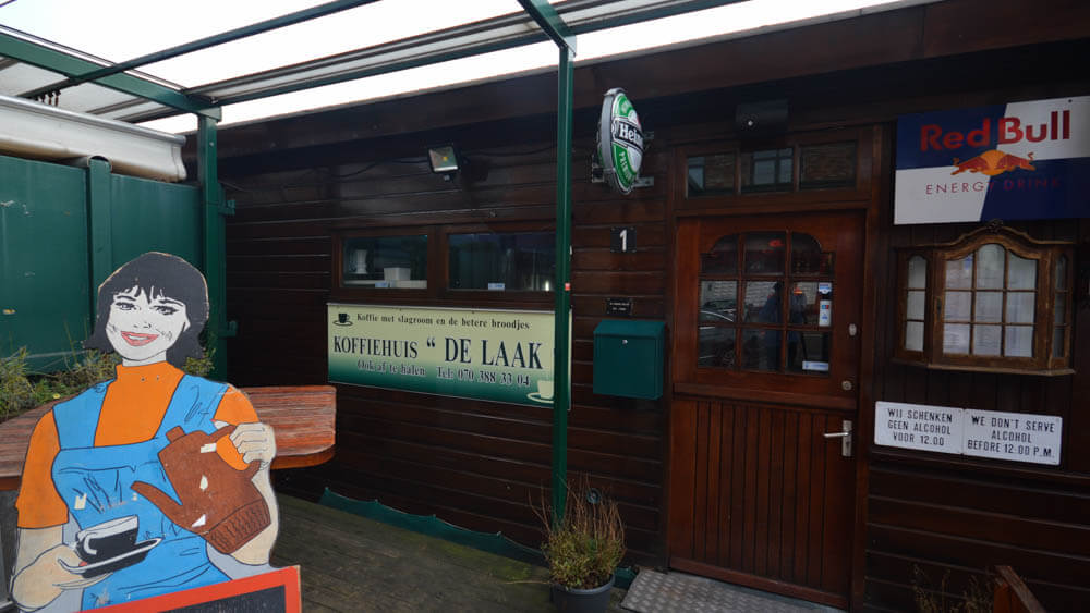 Haagse koffiehuizen - de Laak