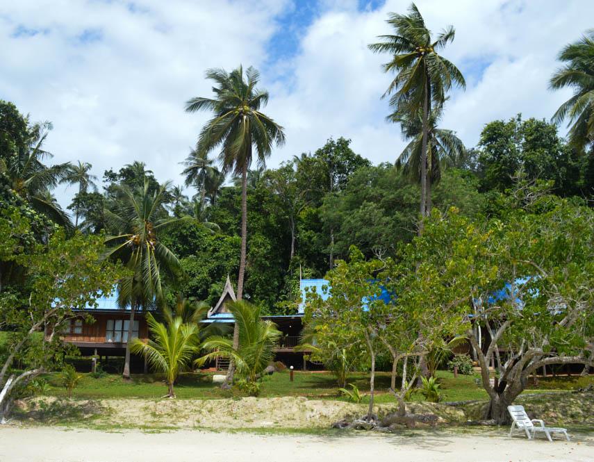 Eco-resort Koh Talu
