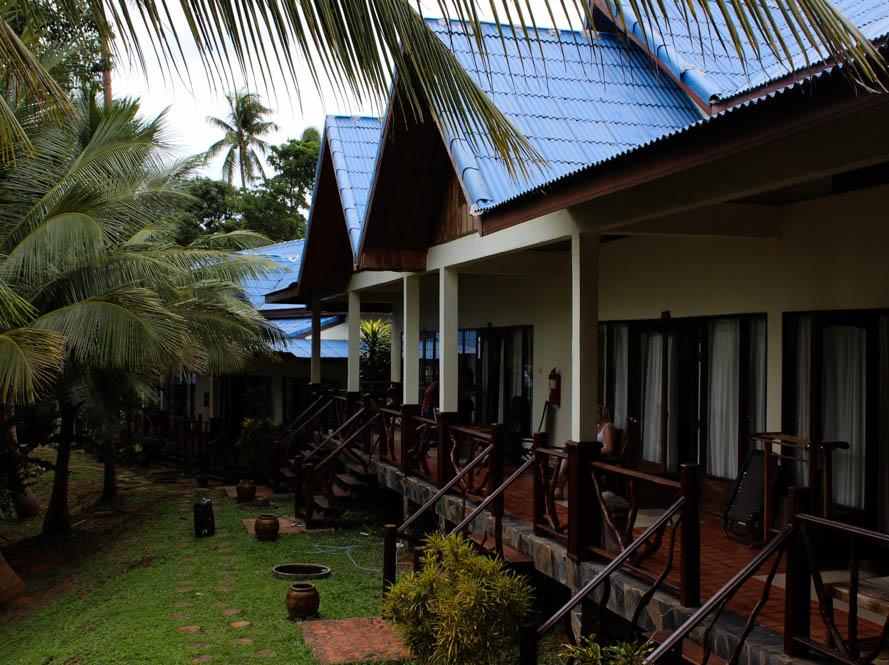 Overnachten in eco-resort op Koh Talu