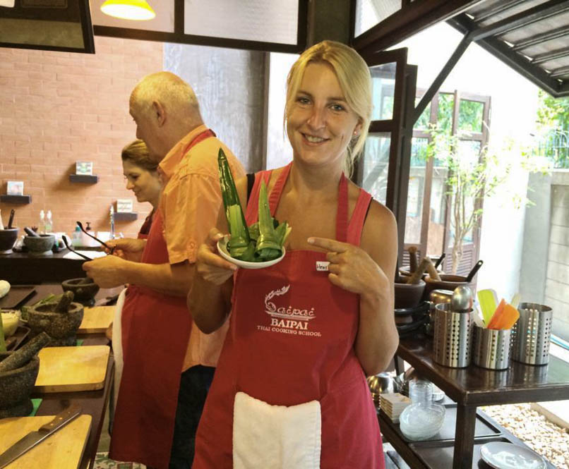 Baipai Thai Cooking School - Thaise kookcursus