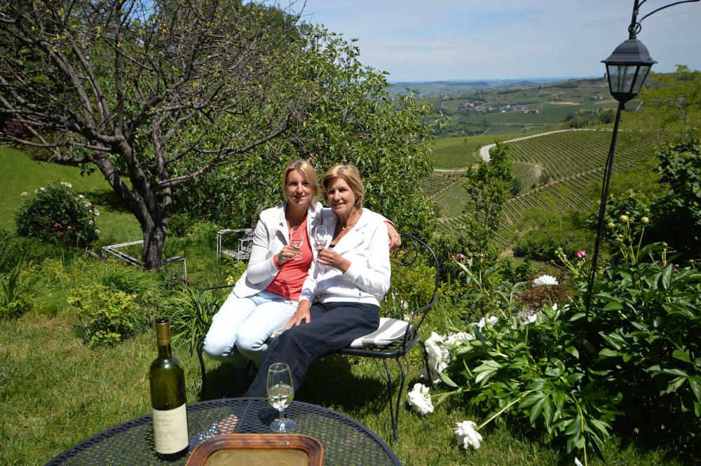 Wijn proeven met Mamma