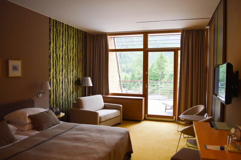 Spa & Wellness in Hotel Spik Kranjska Gora - Slovenie