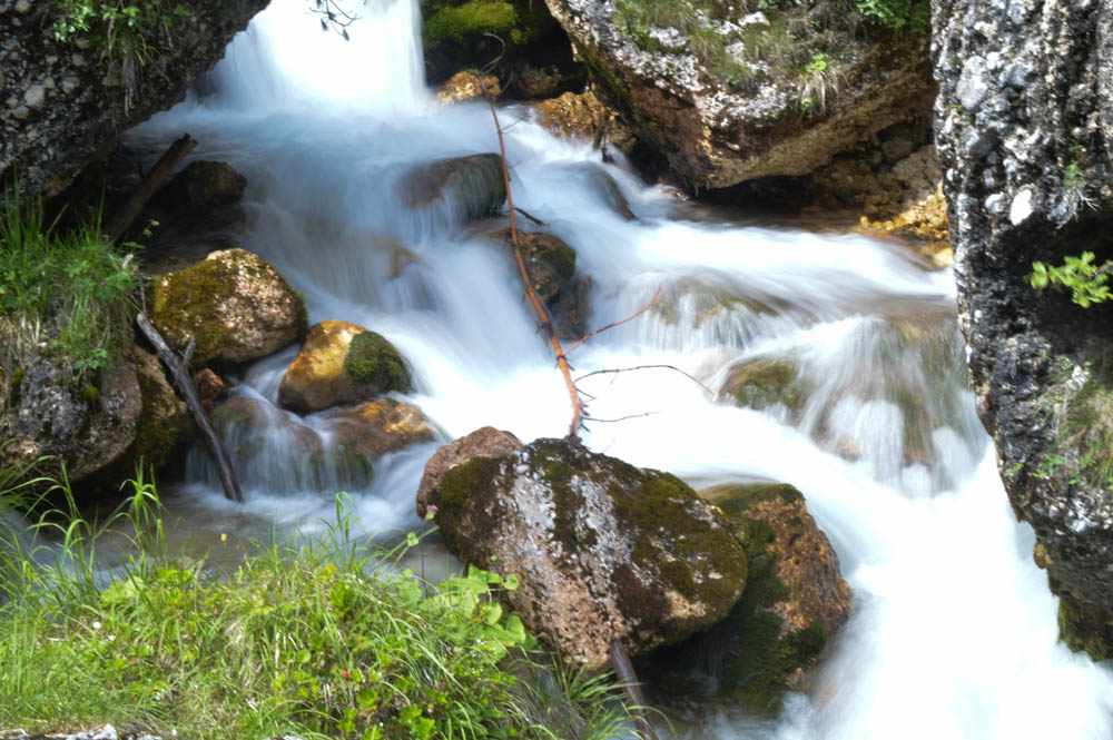 Peričnik waterval - Slovenie