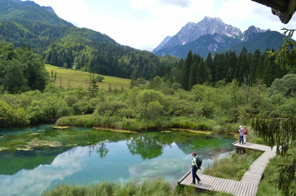 Kransjka Gora- Slovenie