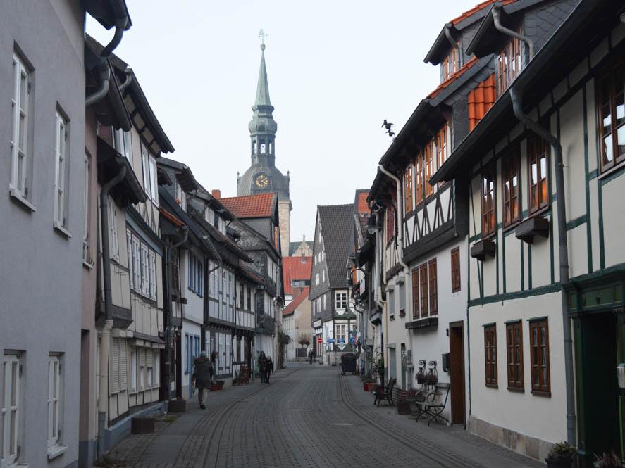 Krummestrasse - Wolfenbuttel