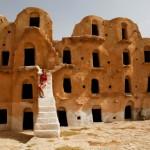 Ksar Ouled Soltane, nabij Tatouine – Tunesië