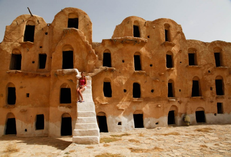 Star Wars filmlocaties in Tunesië, Tatouine