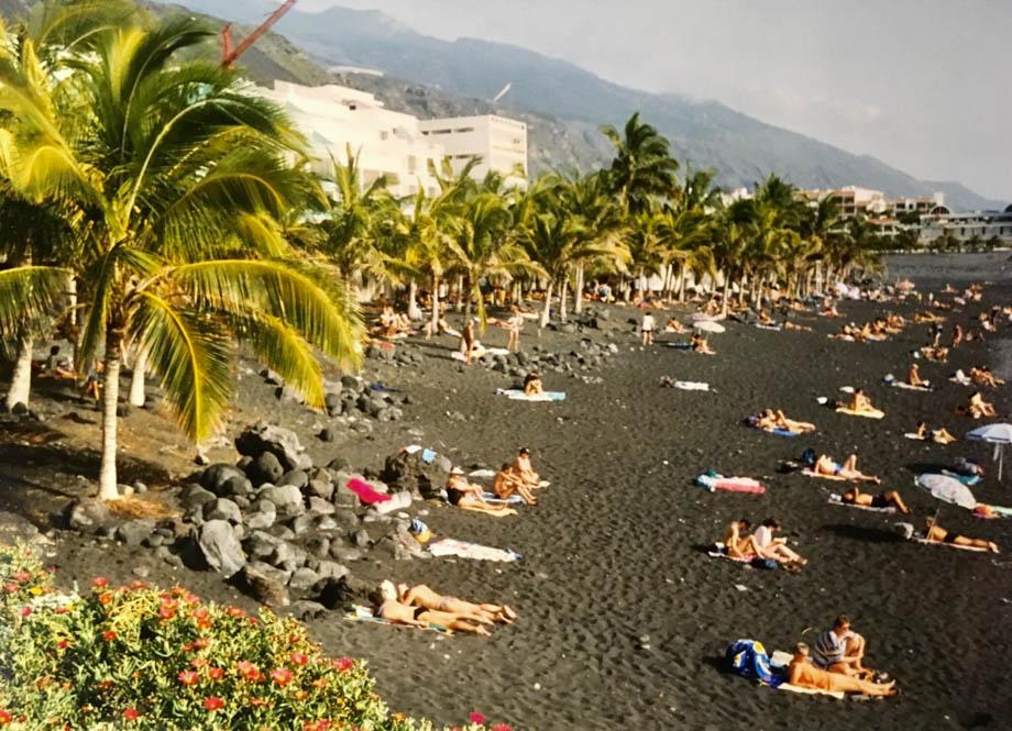La Palma - Lavastrand - Puerto Naos