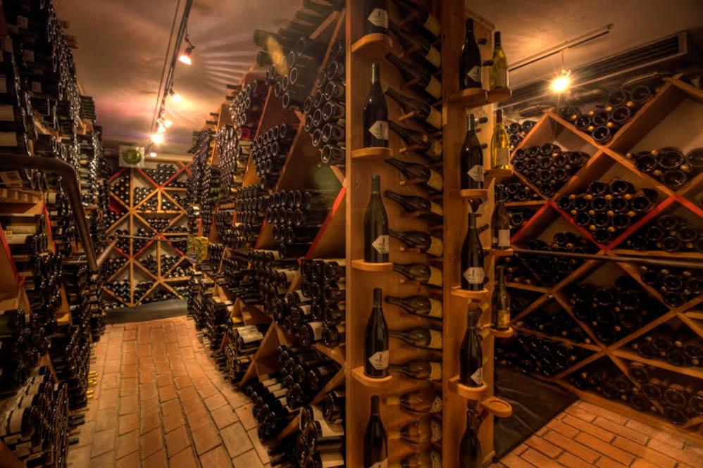 La Perla - wijnkelder