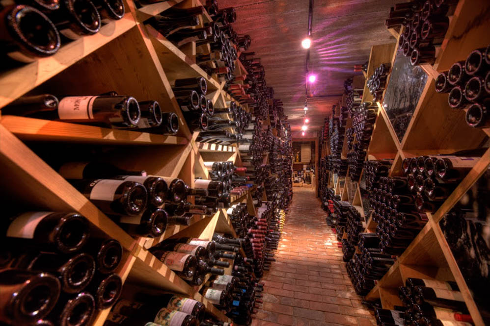 Beste wijnkelder experience ooit, Corvara Zuid Tirol