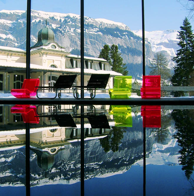 5* Waldhaus Flims Mountain Resort & Spa