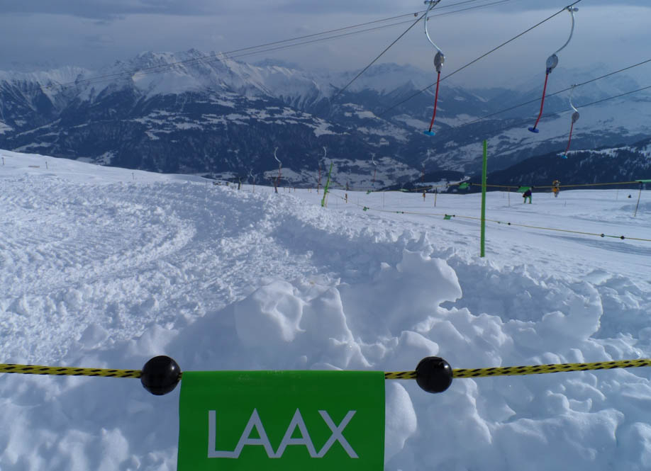 Happy Up in Laax en Flims