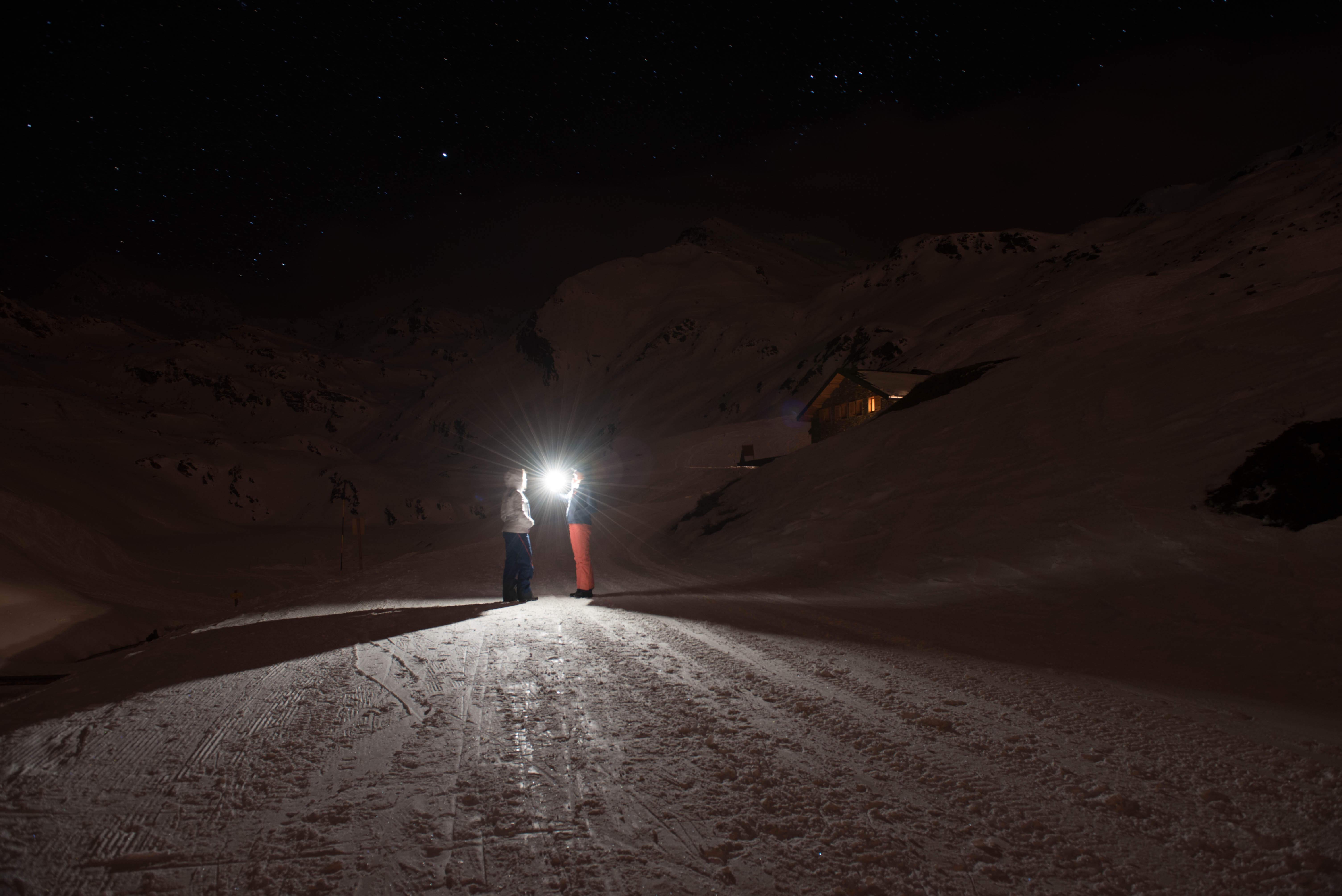 Sterren kijken & overnachting in berghut