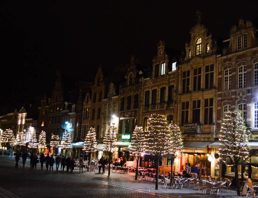 Oude Markt - Leuven