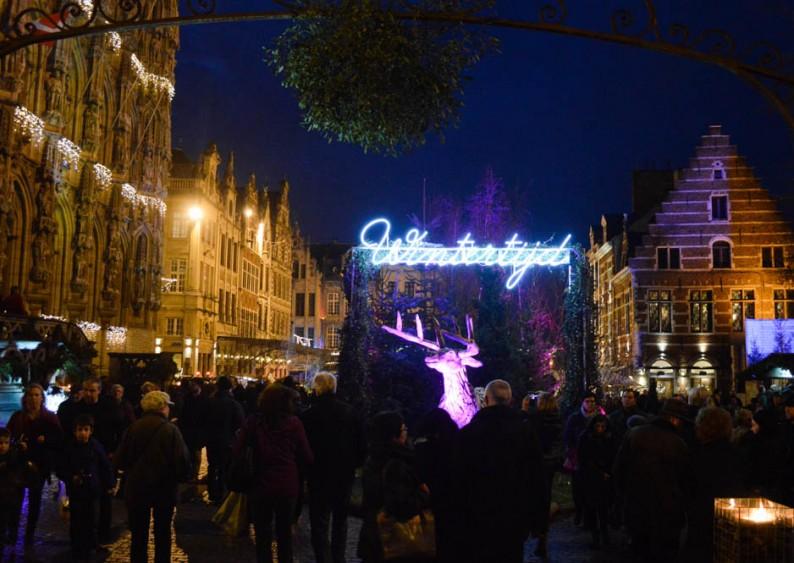 Weekend Leuven in wintertijd