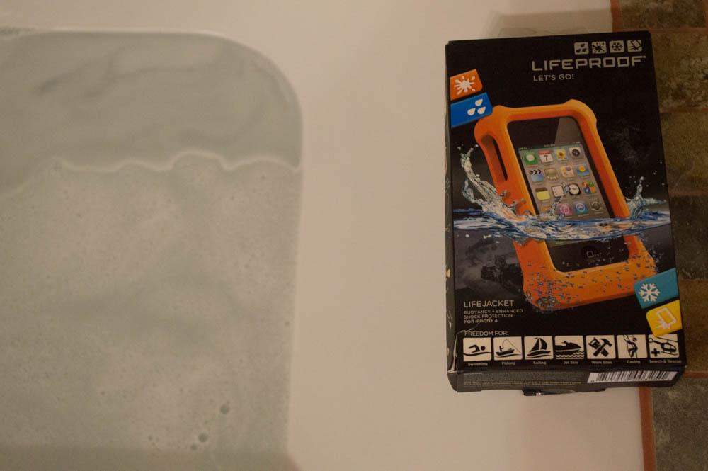 Review: Lifeproof telefooncase