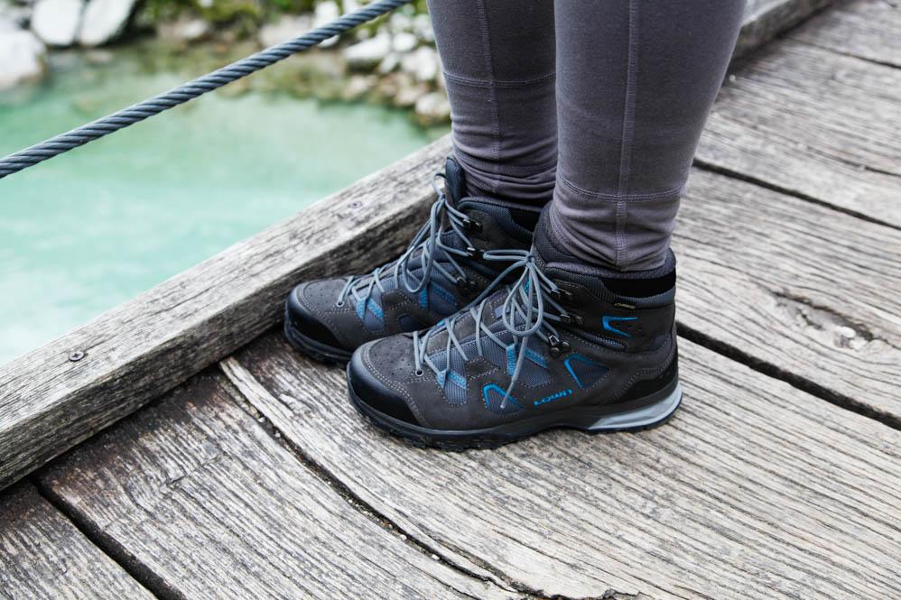 Lowa- wandelschoenen