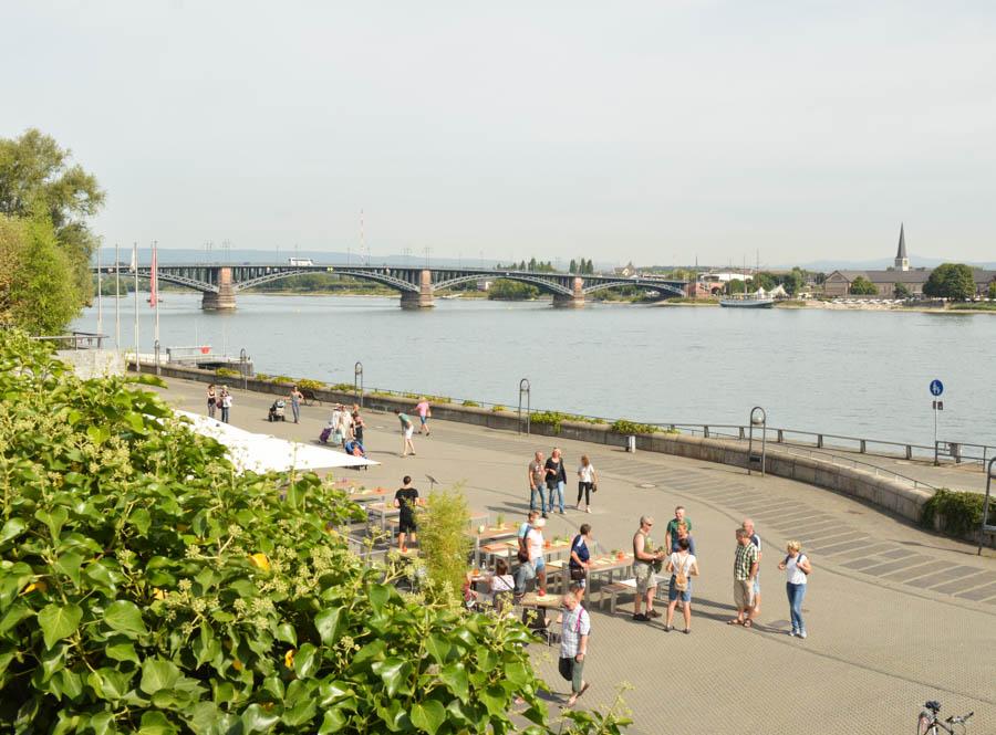 Ontdek de stad Mainz