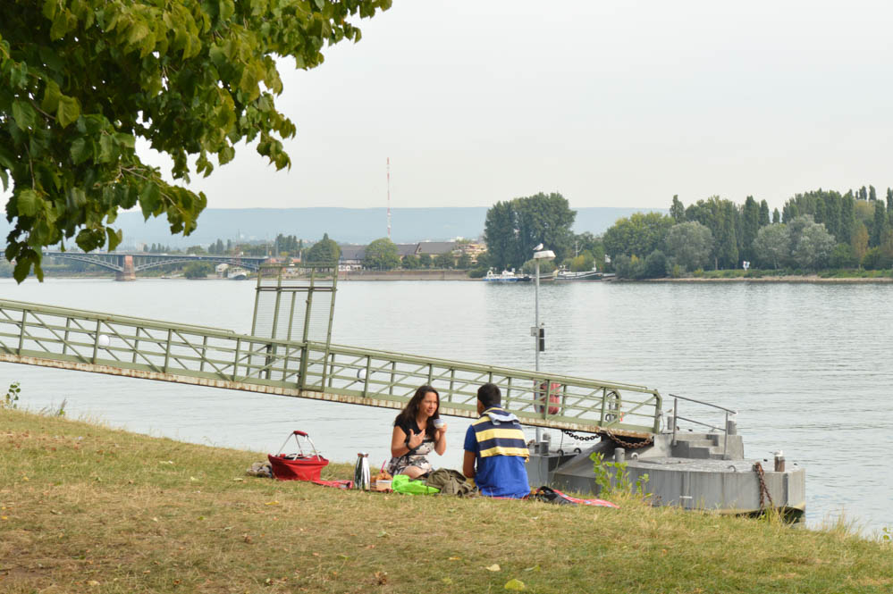 Rijn - Mainz