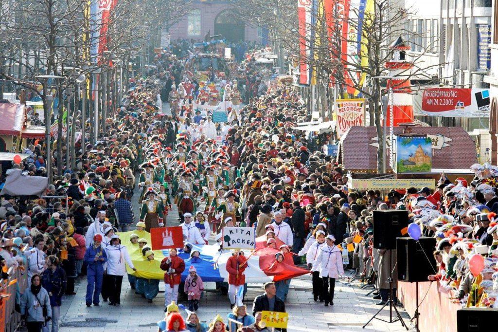 Event: Carnaval in Frankfurt Rhine-Main