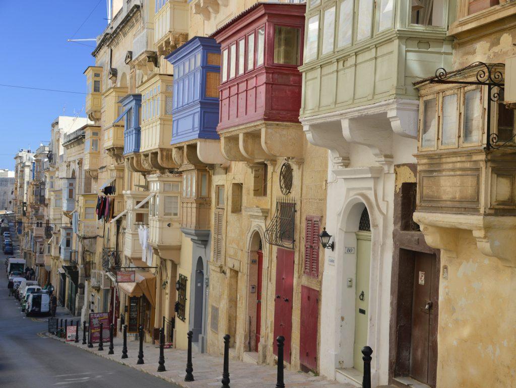 Citytrip Valletta