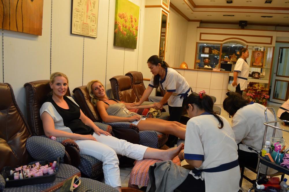 Massagesalon in HuaHin