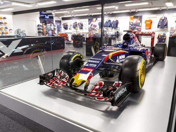 Max Verstappen shop in Swalmen