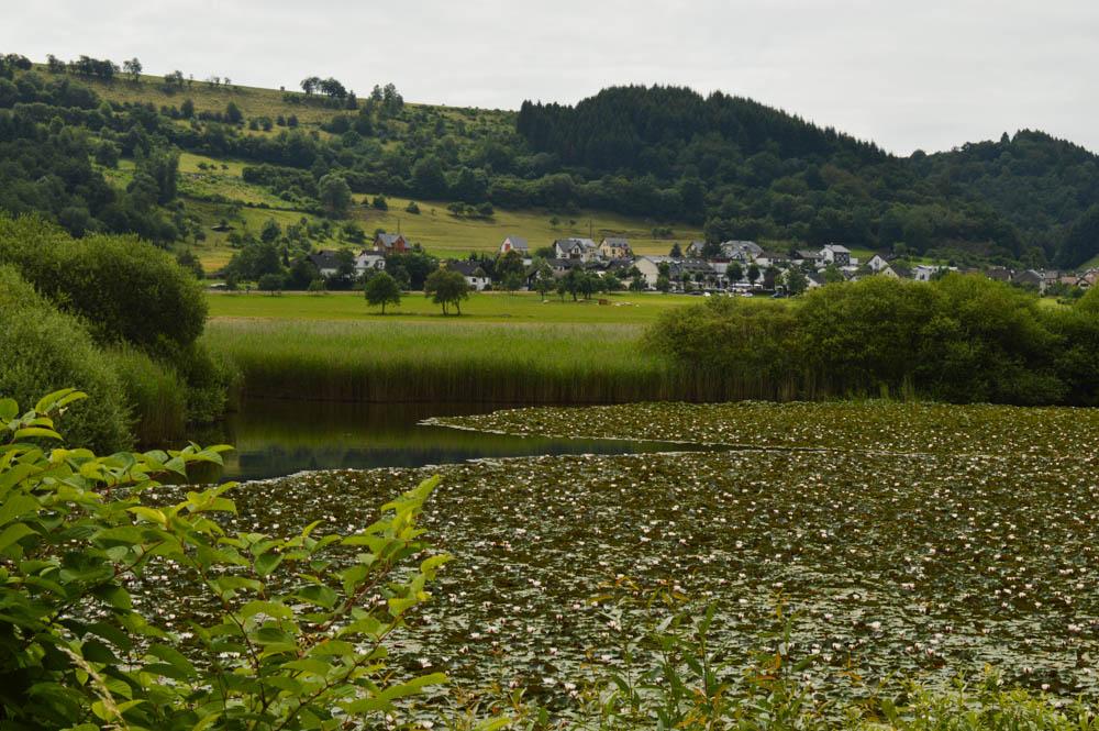 MeerfelderMaar-Eifel-Duitsland