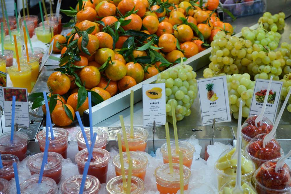 Mercado Central - Valencia - Spanje