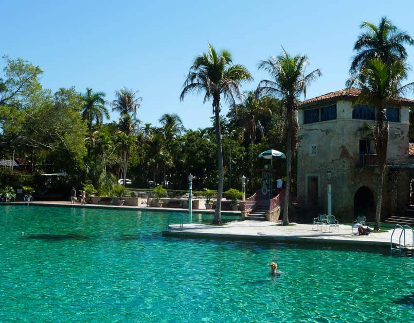 Venetian Pool - Miami
