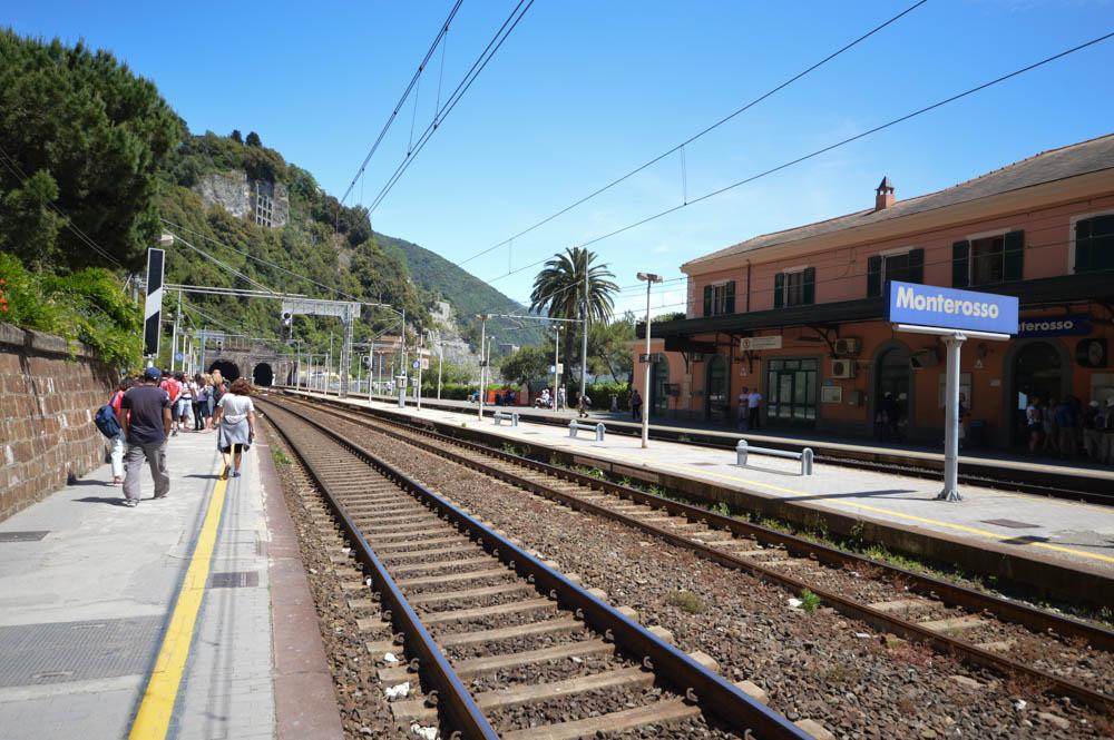 Station Monterosso al Mare