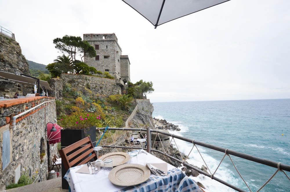 Restaurant Belvedere - Monterosso al Mare