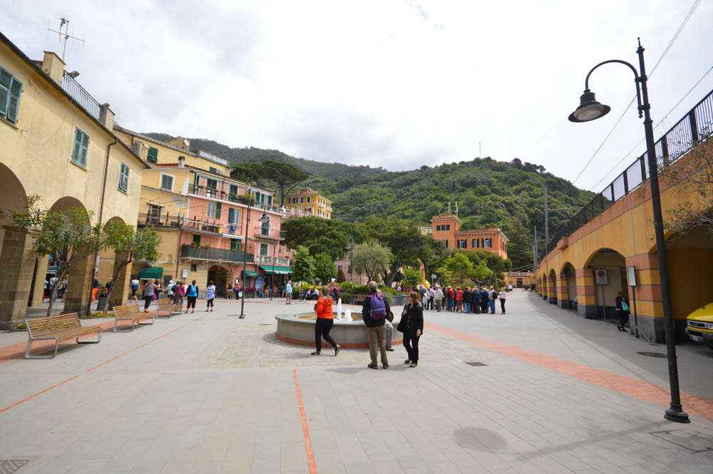 Centrum Monterosso al Mare