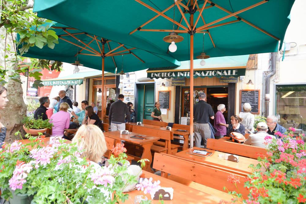 Lunchspot Monterosso al Mare