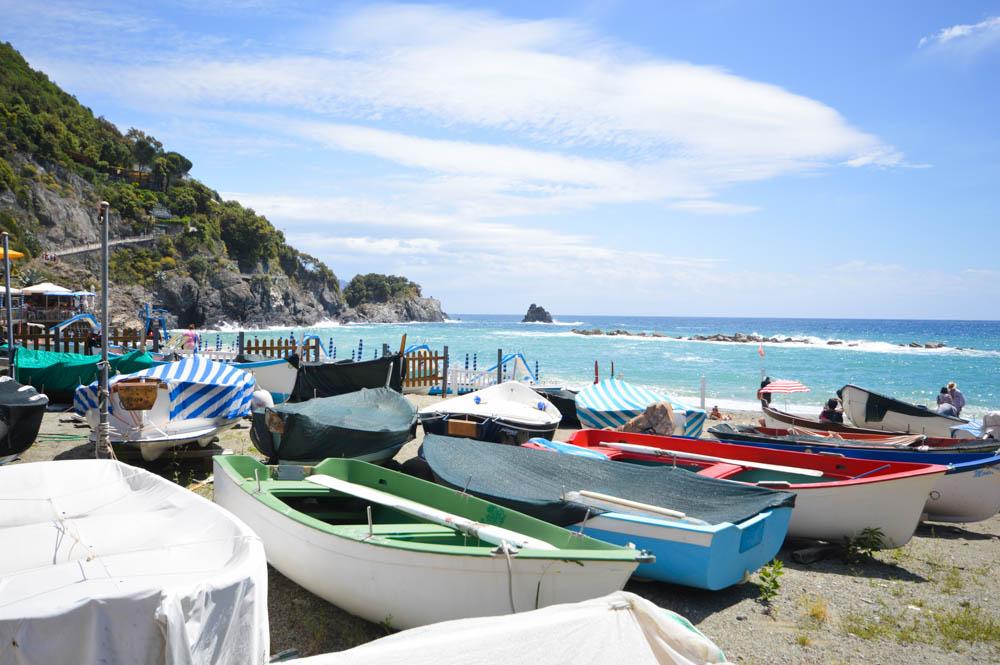 Strand - Monterosso al Mare