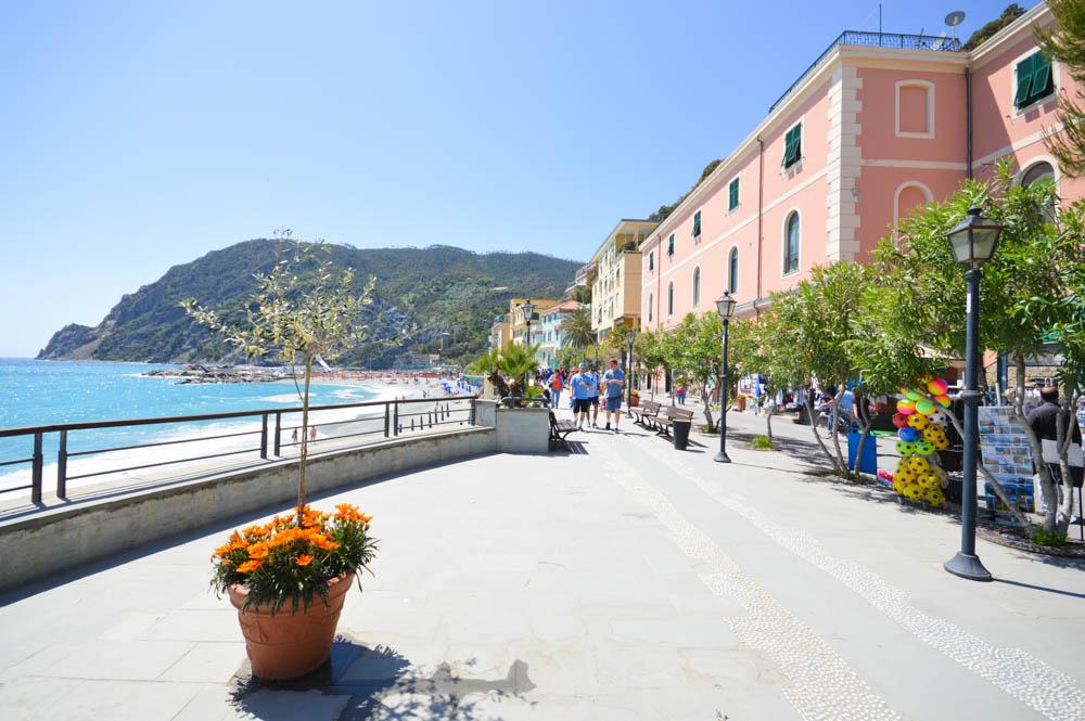 Fotoreport: Monterosso al Mare - Cinque Terre