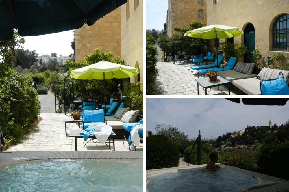 Mount Zion Hotel Jeruzalem