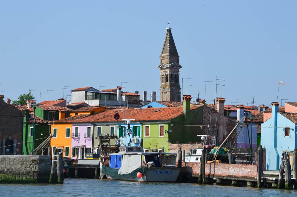 Murano-Venetie-Italie