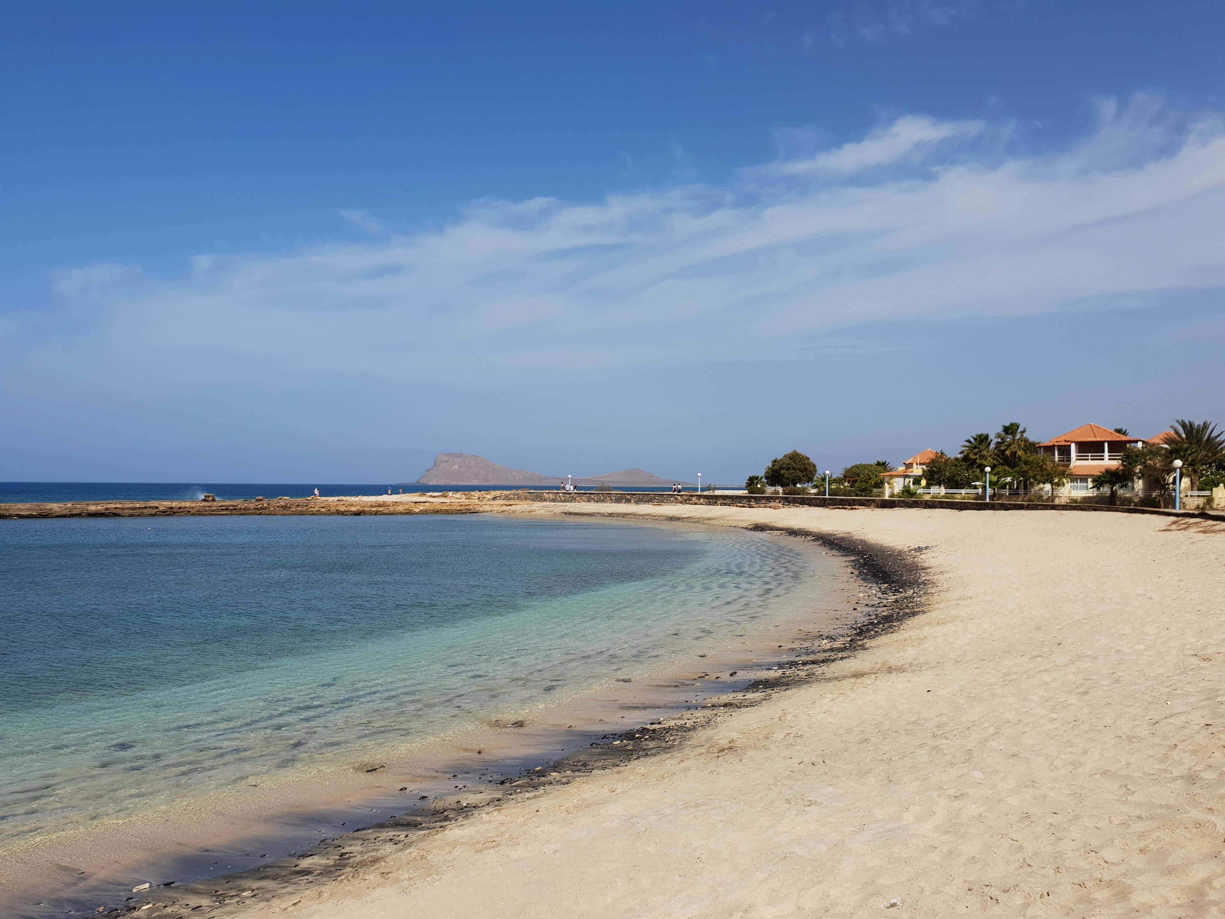 Murdeira, één van de mooiste stranden op Sal