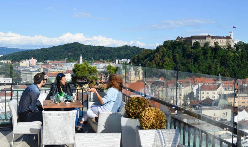 5 Hotspots in Ljubljana, Slovenië