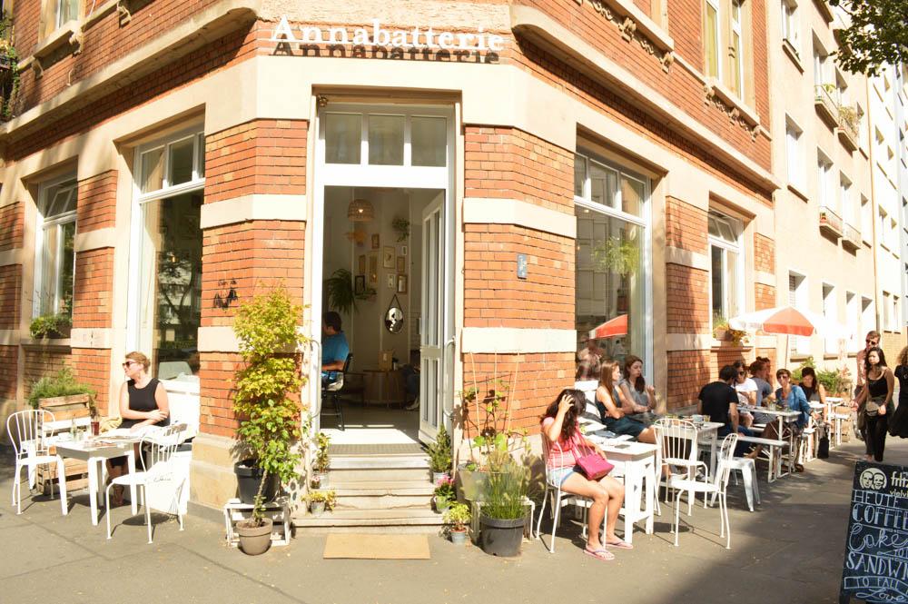 Annabatterie - Neustadt Mainz